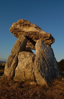 Dolmen of Sorginetexe