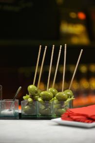 olive pintxos