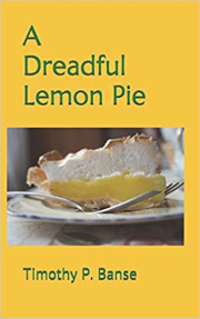 Dreadful Lemon Pie anthology book cover