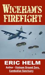 book cover wickhams firefight