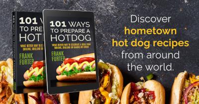 hot dog recipe book