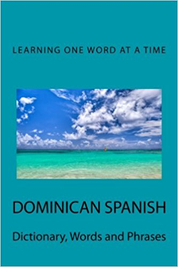 Dominican Republic Spanish slang  book cover