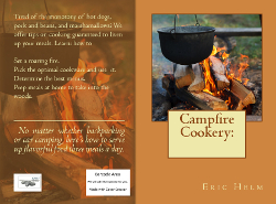 Campfire Cookery Cover art
