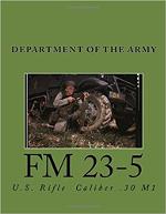 m1 Garand field manual