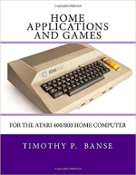 Atari BASIC book