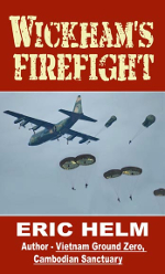 book cover wickhams firefight