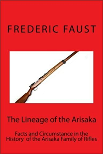 lineage of the arisaka rifle book cover