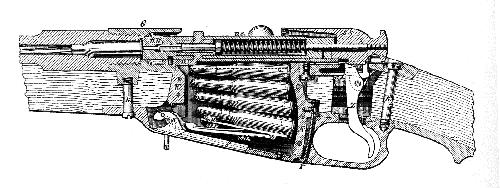 Mosin-Nagant Action Cutaway