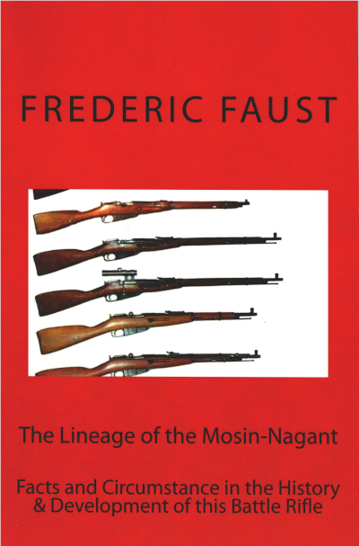 book cover for mosin nagant rifle