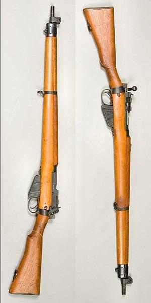 Lee enfield rifle no.4 Mark I rifle