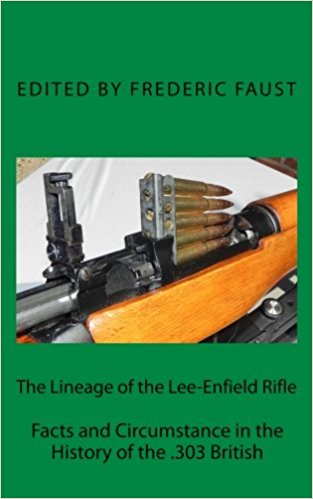 lineage of lee enfield rifle book cover