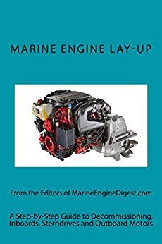 Marine engine layup the book