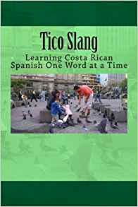 tico slang  book cover