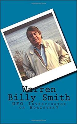 warren smith ufo hoaxster book cover