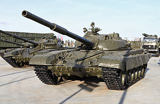 The Soviet M-72 Main Battle Tank
